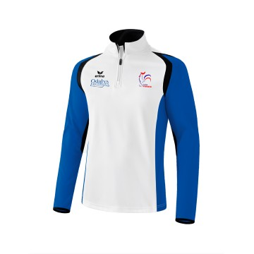 1/4 ZIP Équipe de france officiel 2018