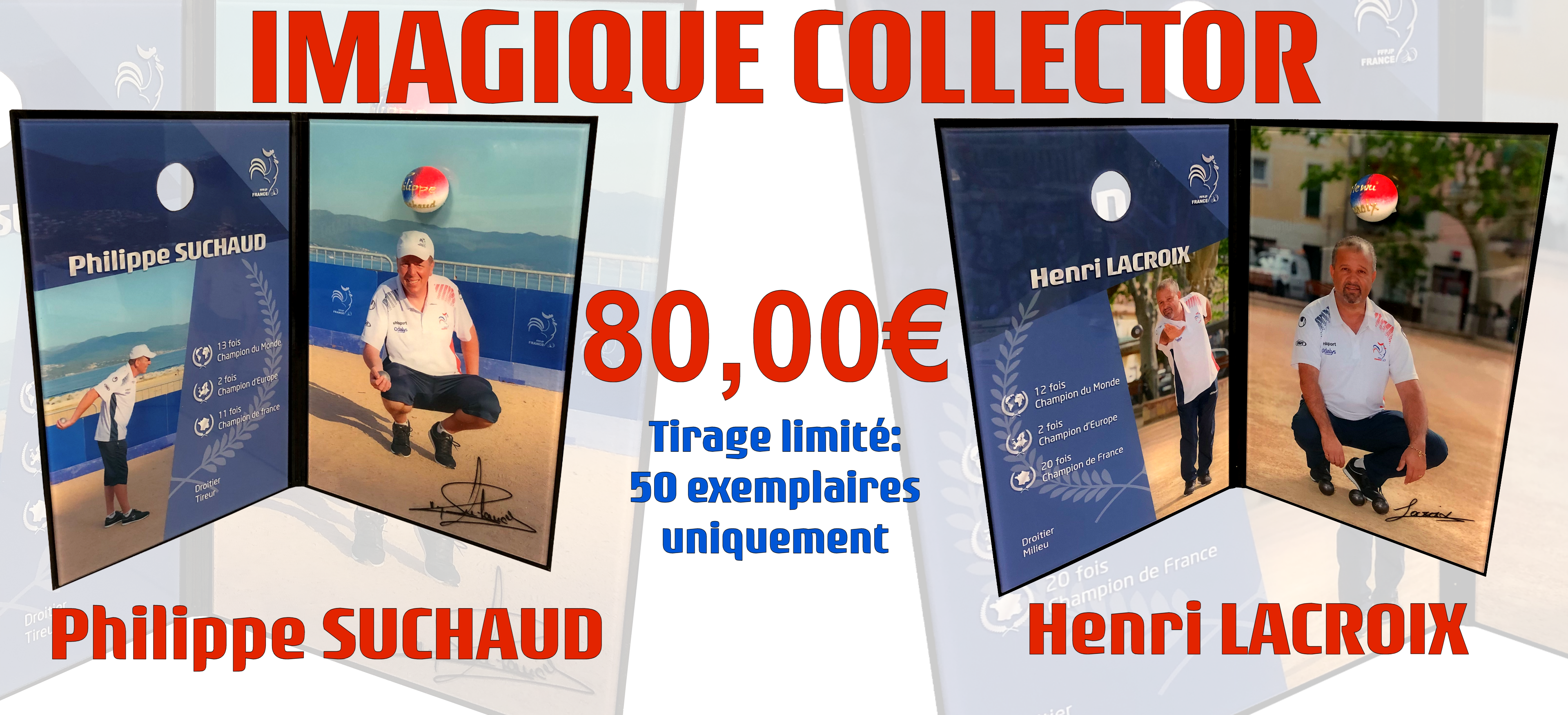 Imagique Collector
